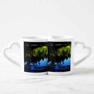 Sunlight and Shadow Coffee Mug Set