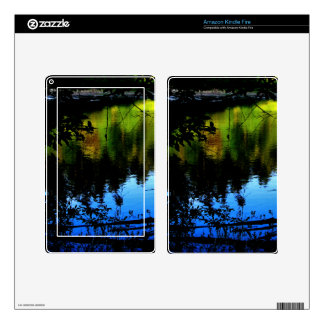 Sunlight and Shadow Kindle Fire Skins