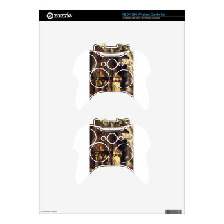 Sunlight and Shadow Study by Albert Bierstadt Xbox 360 Controller Skin