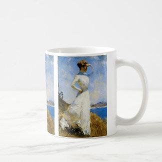 Sunlight by Frank Benson Coffee Mug