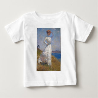 Sunlight by Frank Weston Benson Baby T-Shirt