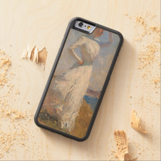 Sunlight by Frank Weston Benson Carved Maple iPhone 6 Bumper Case