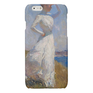 Sunlight by Frank Weston Benson Glossy iPhone 6 Case