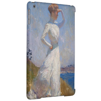 Sunlight by Frank Weston Benson iPad Air Cover