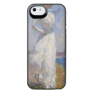 Sunlight by Frank Weston Benson iPhone SE/5/5s Battery Case
