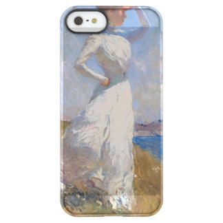 Sunlight by Frank Weston Benson Permafrost iPhone SE/5/5s Case