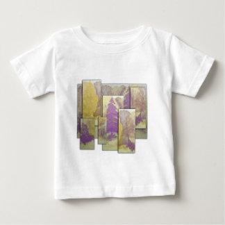 Sunlight Dancing Cut Out Baby T-Shirt