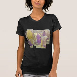 Sunlight Dancing Cut Out T-Shirt