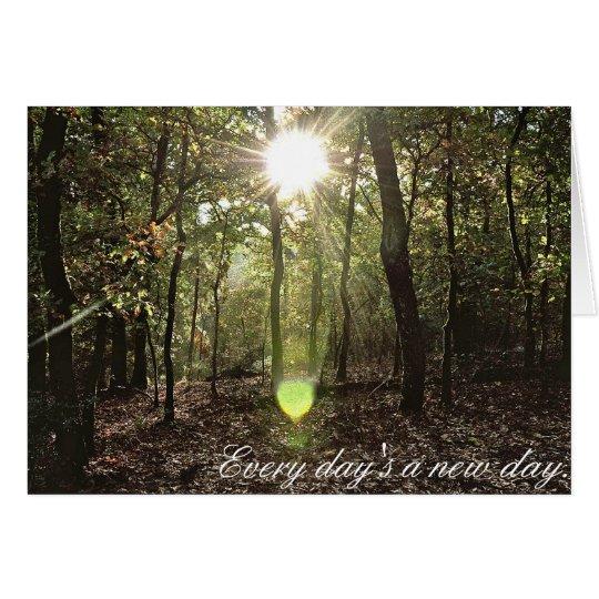 Sunlight - Notecard