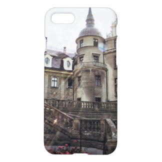 Sunlight On A Medieval Castle Photograph iPhone 7 Case