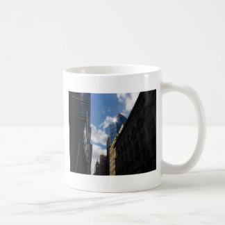 Sunlight on Skyscrapers, Midtown, New York City Coffee Mug