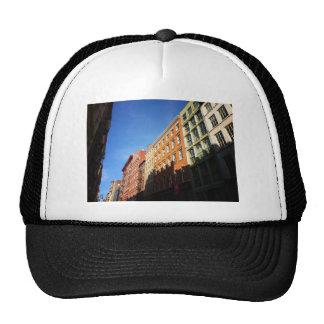 Sunlight On Soho Buildings, NYC Trucker Hat