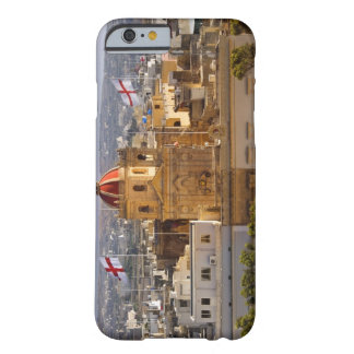 Sunlight on the church in the town of Victoria Barely There iPhone 6 Case
