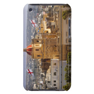 Sunlight on the church in the town of Victoria Barely There iPod Case