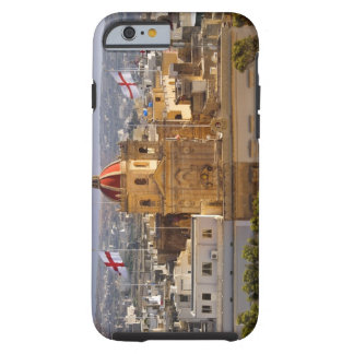 Sunlight on the church in the town of Victoria Tough iPhone 6 Case