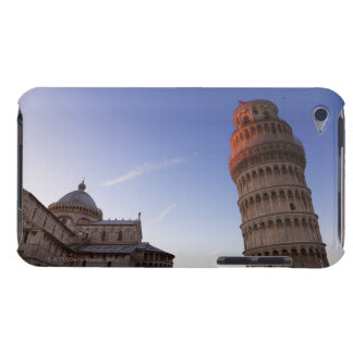 Sunlight on the top of the Leaning Tower of Pisa iPod Touch Covers
