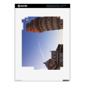 Sunlight on the top of the Leaning Tower of Pisa Skins For iPad 3