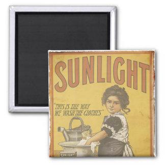Sunlight Soap - 1873 Magnet