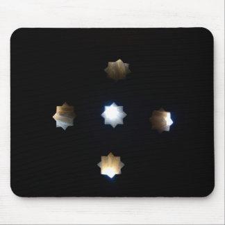 Sunlight Stars Mousepad