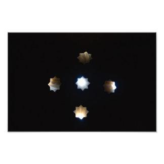 Sunlight Stars Photo Print