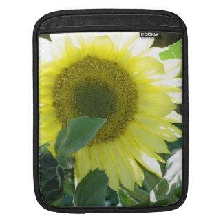 Sunlight Sunflower iPad Sleeve