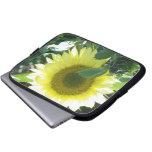 Sunlight Sunflower Laptop Computer Sleeves