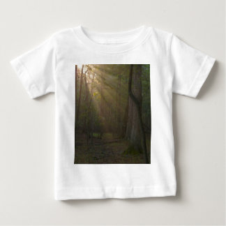 Sunlight Through Forrest Baby T-Shirt