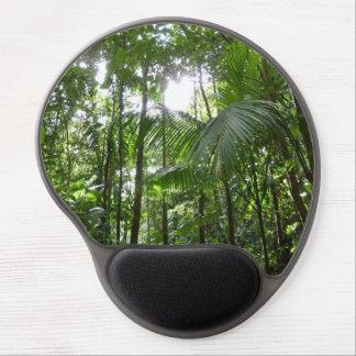 Sunlight Through Rainforest Canopy Gel Mouse Pads