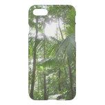 Sunlight Through Rainforest Canopy Tropical Green iPhone 8/7 Case