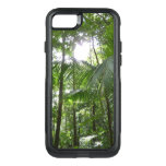 Sunlight Through Rainforest Canopy Tropical Green OtterBox Commuter iPhone 8/7 Case