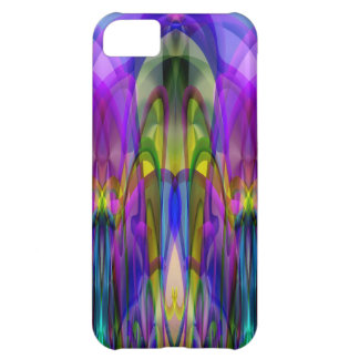 Sunlight Through the Clerestory Stained-Glass Look iPhone 5C Cover
