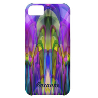 Sunlight Through the Clerestory Stained-Glass Look Case For iPhone 5C
