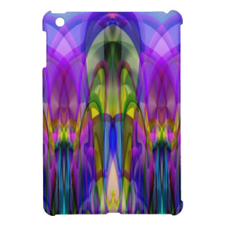 Sunlight Through the Clerestory Stained-Glass Look iPad Mini Case