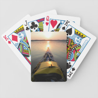sunlines bicycle playing cards