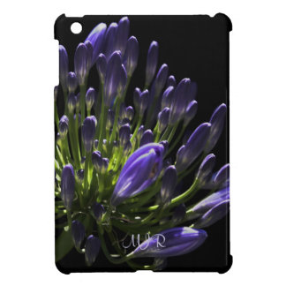 Sunlit Blooming Purple Agapanthus, African Lily iPad Mini Cases