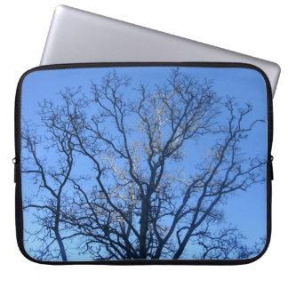 Sunlit Branches Laptop Sleeve