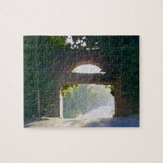 Sunlit Bridge Puzzle