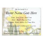 Sunlit Daffodils 5x7 Paper Invitation Card