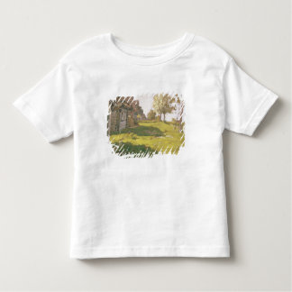 Sunlit Day. A Small Village, 1898 Toddler T-shirt