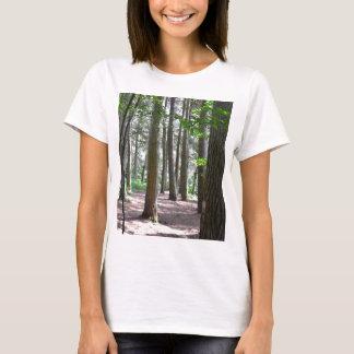 Sunlit Forest Floor T-Shirt