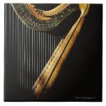 Sunlit Harp Ceramic Tiles