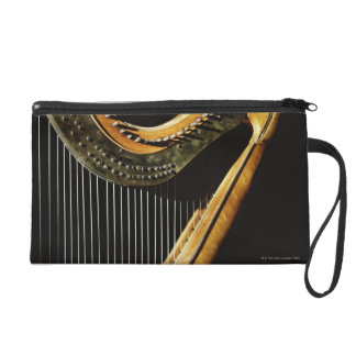 Sunlit Harp Wristlet