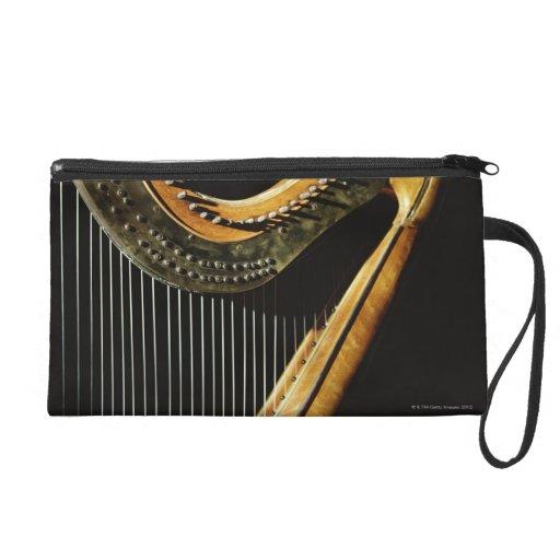 Sunlit Harp Wristlets