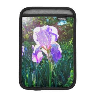 """""""Sunlit Iris"""" iPad Mini Sleeve"""