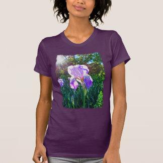 """Sunlit Iris"" T-Shirt"