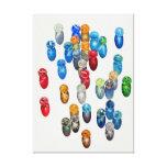 Sunlit Marbles Canvas Prints