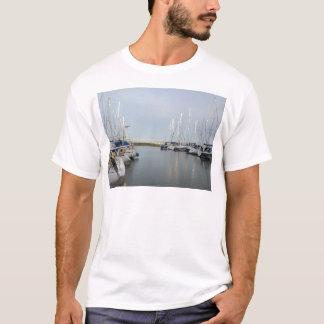 Sunlit Masts T-Shirt