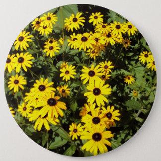 Sunlit Meadow Button