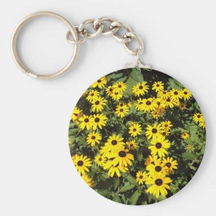Sunlit Meadow Keychain