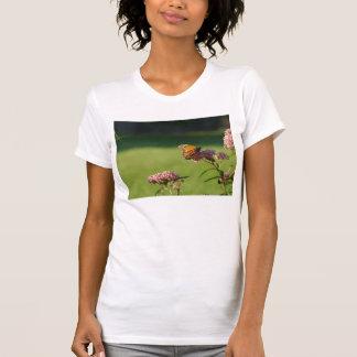 Sunlit Monach&Flower T-Shirt